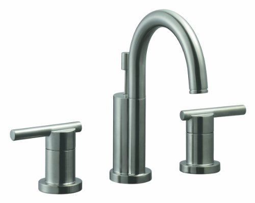 Satin Nickel Bathroom Faucet
