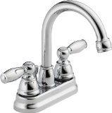 Peerless P299685LF Apex Two Handle Lavatory Faucet, Chrome