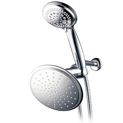 Dreamspa 174 3 Way Rainfall Handheld Combo Shower Bathroom