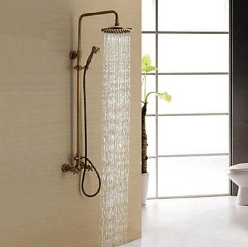 Antique Brass Bathroom Faucets