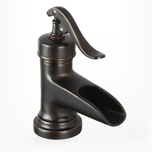 Bathroom Waterfall Faucet