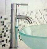 AquaSource Grabill Chrome 1-Handle Single Hole WaterSense Labeled Bathroom Sink Faucet (Drain Included)