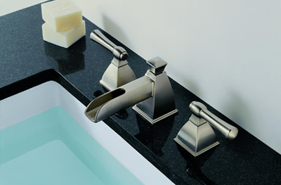 Classic-Grohe-bathroom-faucet