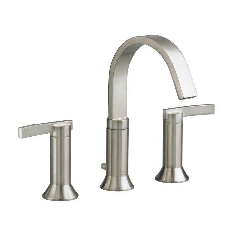 Satin Nickel Bathroom Faucet