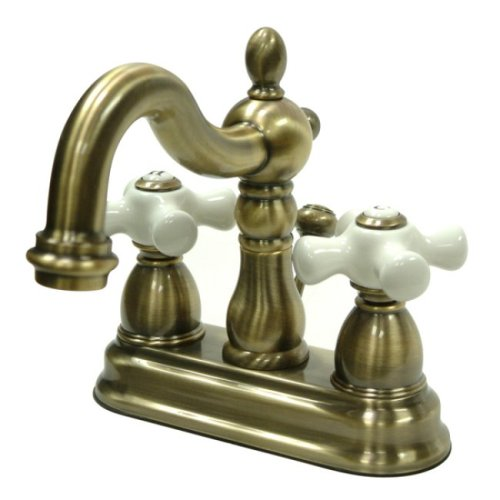 Antique Brass Bathroom Faucets