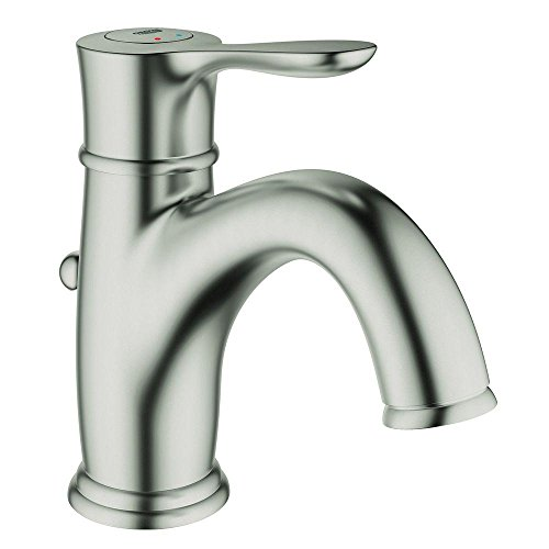 Brushed Nickel Bathroom Faucets