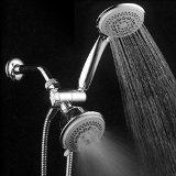 DreamSpa® 36-setting Ultra-Luxury 3-way Multi Shower