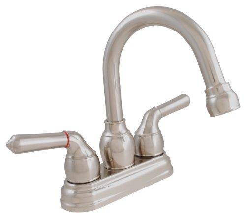 Ldr 952 46405bn Exquisite Bathroom Faucet Gooseneck Swing