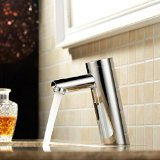 LightInTheBox Brass Bathroom Sink Faucet with Automatic Sensor (Cold)