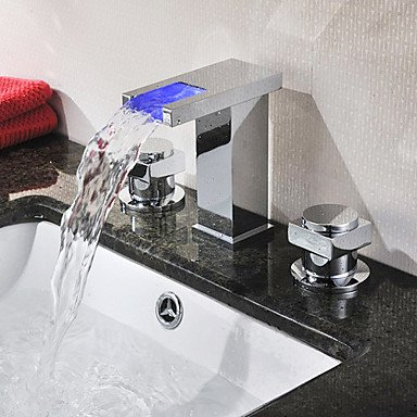 Bathroom Waterfall Faucet