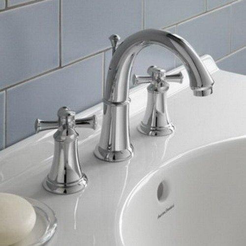 Cross Handle Bathroom Faucet