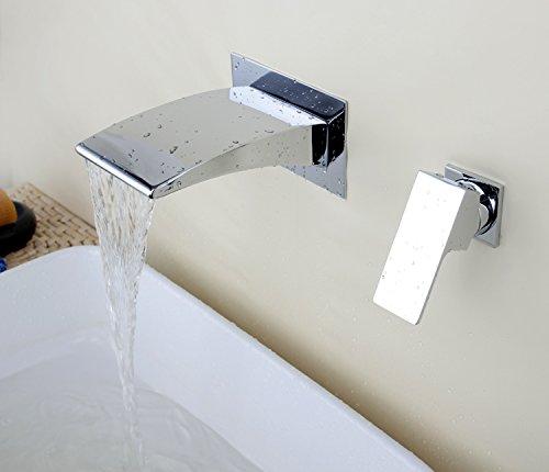 Tub Waterfall Faucet
