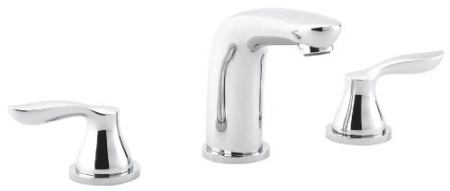 New 8 Roman Widespread Lavatory Bathroom Sink Faucet Oil: Hansgrohe 04169000 Solaris E Widespread Faucet, Chrome