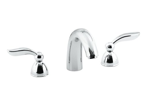 Hansgrohe 06633000 Solaris Widespread Lavatory Faucet, Chrome