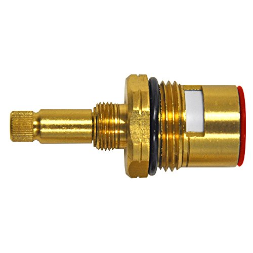 Danco 10737B 6Z-18H Hot Faucet Stem for Aquasource, Brass