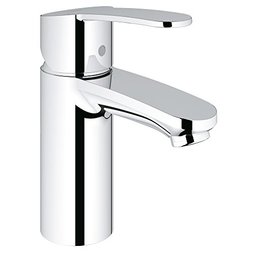 Eurostyle Cosmopolitan Centerset Single-Handle Single-Hole Low Arc Bathroom Faucet