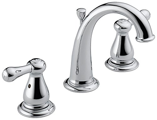 Delta 3575lf Leland Two Handle Widespread Bathroom Faucet Chrome Bathroom Faucet Store