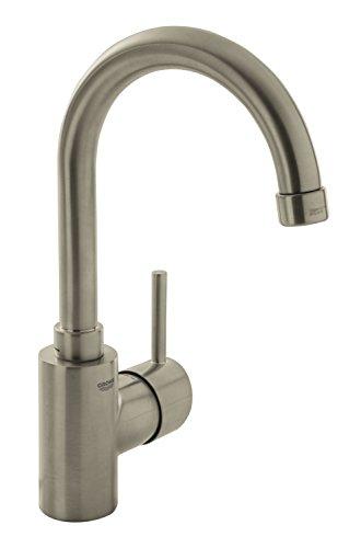Concetto Centerset  Single-Handle Single-Hole Bathroom Faucet – 1.5 GPM